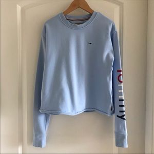2/$30 Tommy Hilfiger Cropped Pullover Sweater